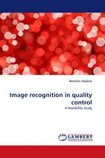 Image recognition in quality control