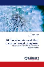 Dithiocarbazates and their transition metal complexes