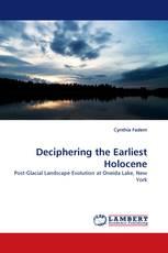 Deciphering the Earliest Holocene