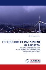 FOREIGN DIRECT INVESTMENT IN PAKISTAN