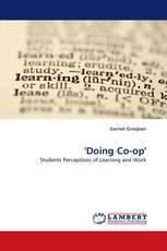 ''Doing Co-op''