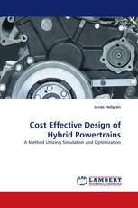 Cost Effective Design of Hybrid Powertrains