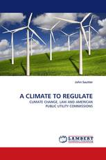 A CLIMATE TO REGULATE