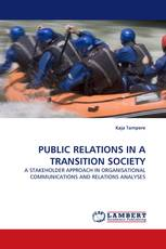 PUBLIC RELATIONS IN A TRANSITION SOCIETY