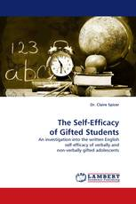 The Self-Efficacy of Gifted Students