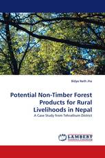 Potential Non-Timber Forest Products for Rural Livelihoods in Nepal