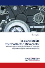 In-plane MEMS Thermoelectric Microcooler