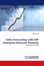 Sales Forecasting with SAP Enterprise Resource Planning