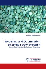 Modelling and Optimisation of Single Screw Extrusion
