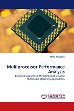 Multiprocessor Performance Analysis