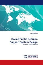 Online Public Decision Support System Design