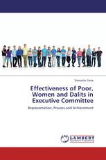 Effectiveness of Poor, Women and Dalits in Executive Committee