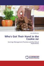 Who's Got Their Hand in the Cookie Jar