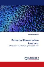 Potential Remediation Products