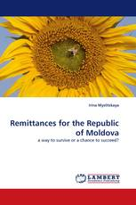 Remittances for the Republic of Moldova