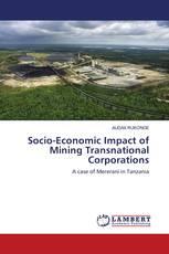 Socio-Economic Impact of Mining Transnational Corporations
