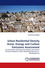 Urban Residential Density Areas: Energy and Carbon Emissions Assessment