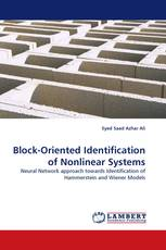 Block-Oriented Identification of Nonlinear Systems