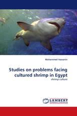 Studies on problems facing cultured shrimp in Egypt