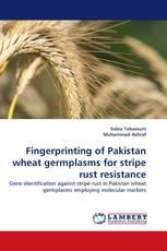 Fingerprinting of Pakistan wheat germplasms for stripe rust resistance
