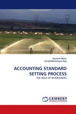 ACCOUNTING STANDARD SETTING PROCESS