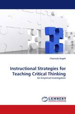 Instructional Strategies for Teaching Critical Thinking