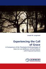 Experiencing the Call   of Grace