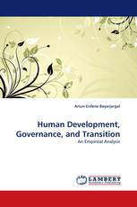 Human Development, Governance, and Transition