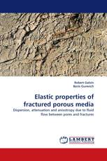 Elastic properties of fractured porous media