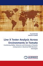 Line X Tester Analysis  Across Environments in Tomato