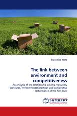 The link between environment and competitiveness