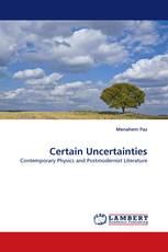 Certain Uncertainties