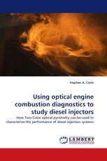 Using optical engine combustion diagnostics to study diesel injectors