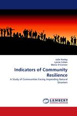Indicators of Community Resilience