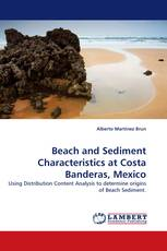 Beach and Sediment Characteristics at Costa Banderas, Mexico