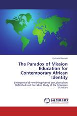 The Paradox of Mission Education for Contemporary African Identity