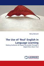The Use of 'Real' English in Language Learning