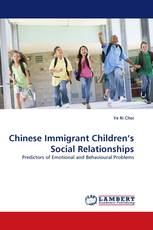 Chinese Immigrant Children's Social Relationships