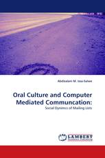 Oral Culture and Computer Mediated Communcation: