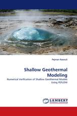 Shallow Geothermal Modeling