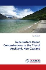 Near-surface Ozone Concentrations in the City of Auckland, New Zealand