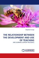 THE RELATIONSHIP BETWEEN THE DEVELOPMENT AND USE OF TEACHING