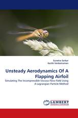 Unsteady Aerodynamics Of A Flapping Airfoil