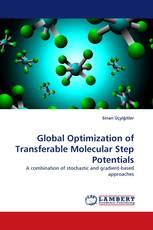 Global Optimization of Transferable Molecular Step Potentials