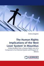 The Human Rights Implications of the ''Best Loser System'' in Mauritius