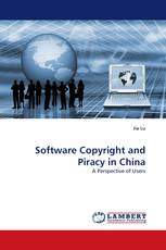 Software Copyright and Piracy in China