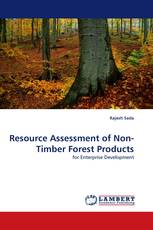 Resource Assessment of Non-Timber Forest Products
