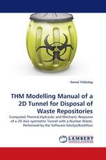 THM Modelling Manual of a 2D Tunnel for Disposal of Waste Repositories