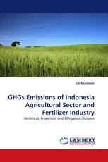 GHGs Emissions of Indonesia Agricultural Sector and Fertilizer Industry