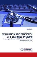EVALUATION AND EFFICIENCY OF E-LEARNING SYSTEMS